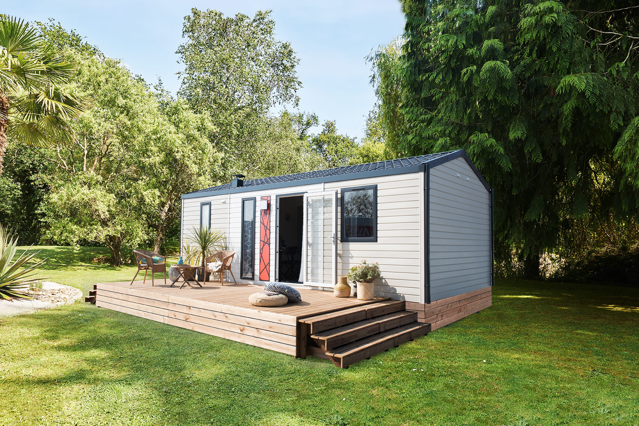 mobile home 27 m²